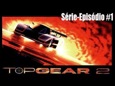 Top Gear 2 - Game clássico de corrida