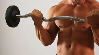 How To Do A Barbell Curl Arm Workout