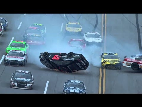 NASCAR Crashes image