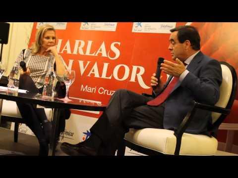 JOSE BONO y LA MONARQUÍA  . Charla con MariCruz Soriano en Zaragoza