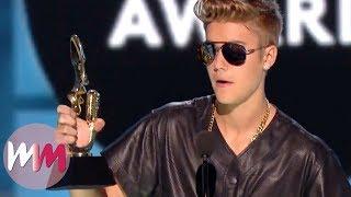 Top 10 Craziest Billboard Music Award Moments
