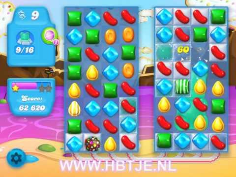 Candy Crush Soda Saga level 20 New