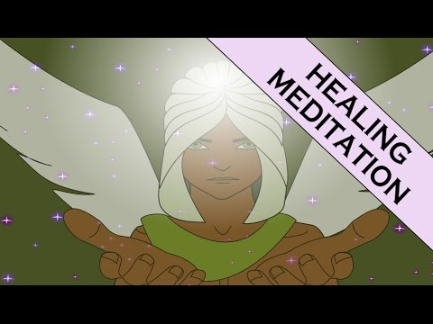 Guided Archangel Raphael Meditation for Healing (Viewer Request)
