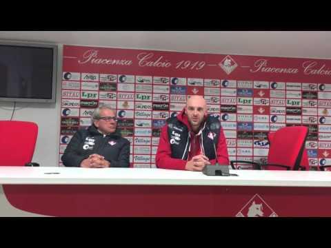 Copertina video Piacenza-Ciliverghe 3-1, interviste