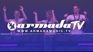 Armin van Buuren ft. W&W - D# Fat