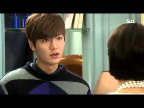 Những Người Thừa Kế Tập 11 - Park Shin Hye bị đuổi khỏi nhà Lee Min Ho - Tving vn - 1