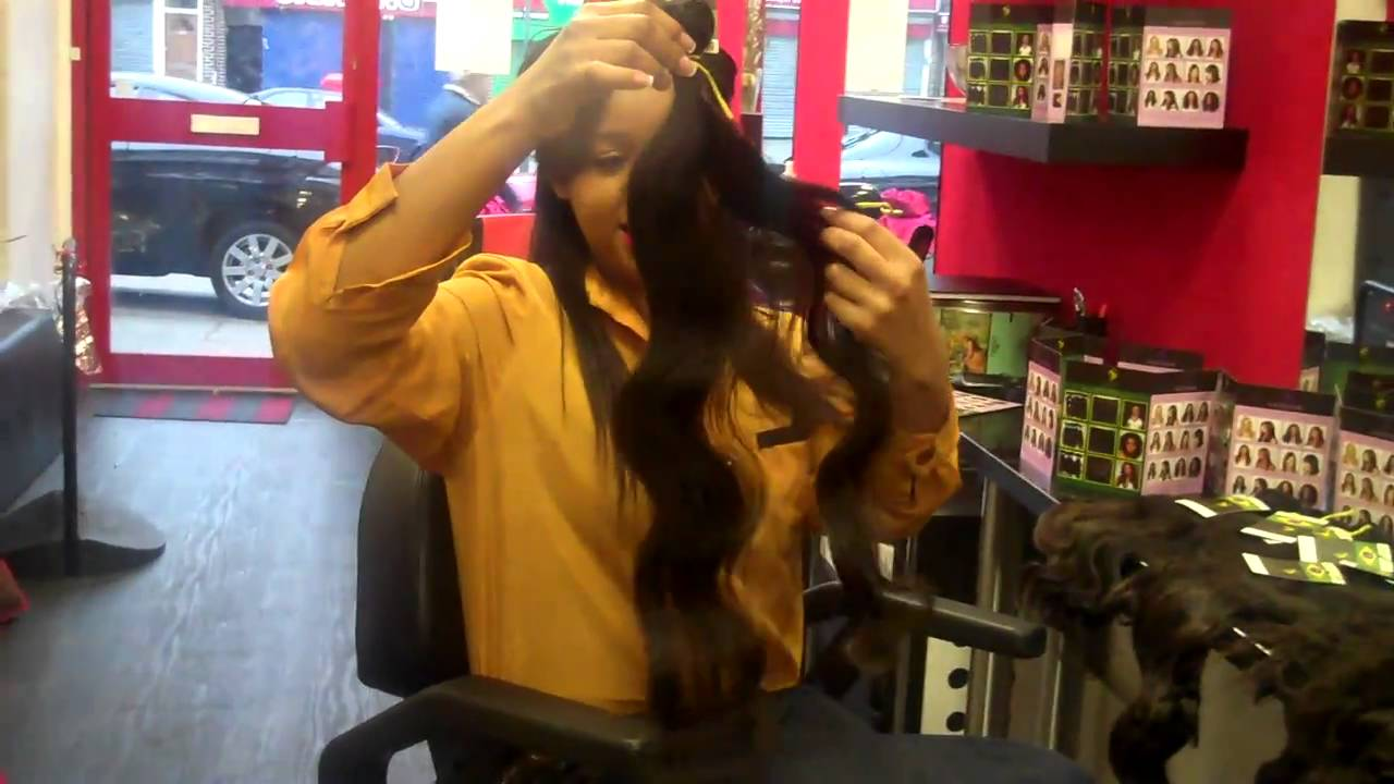 Youtube Brazilian Hair Weave 120