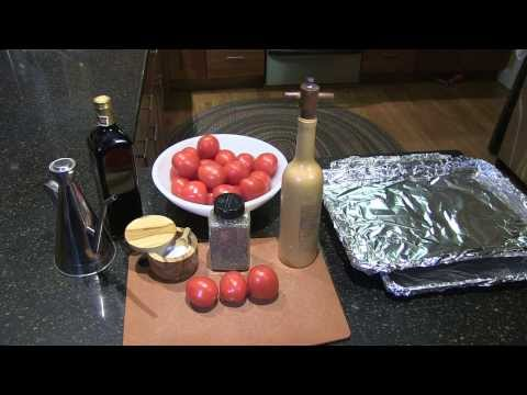 How to Make the Best Oven Roasted Tomatoes