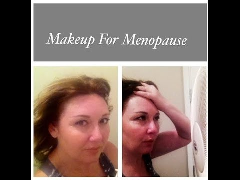 Menopausal Make-Up Tips