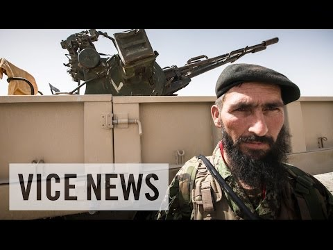 Inside the Afghan National Army (Part 2/5)