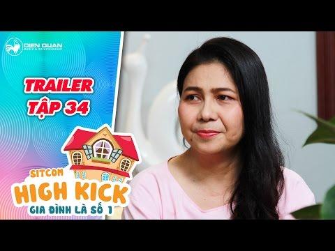 Gia đình là số 1 sitcom   trailer tập 34: Phi Phụng, Việt Anh phát hoảng khi bà Tám Gai vượt ngục