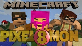 Minecraft SKYPIXELMON EPISODE 8 Ft. SkyDoesMinecraft and MunchingBrotato