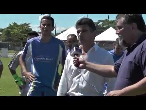 INAUGURAÇÃO DO ESTÁDIO MUNICIPAL DE PONTAL DO PARANÁ