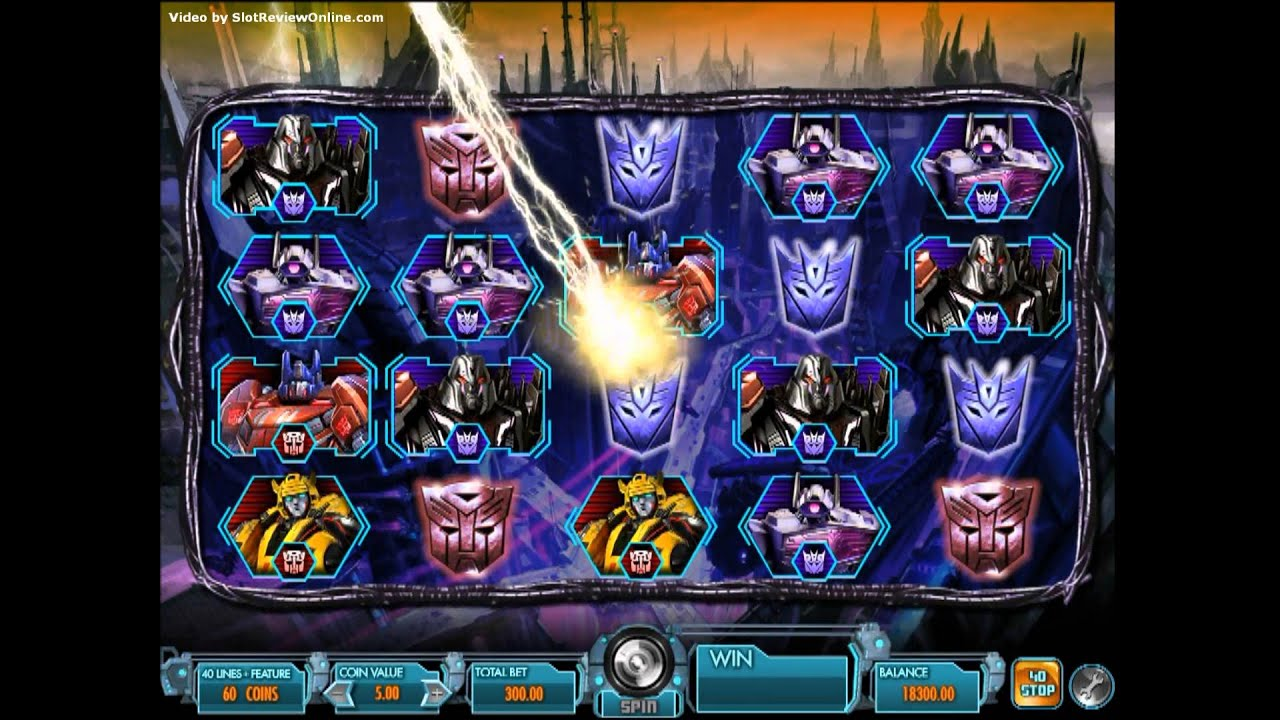 Transformers™ Slot Machine Game to Play Free in IGTs Online Casinos