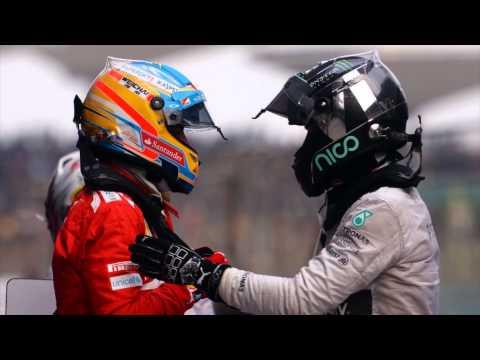 Formel 1: Hattrick-Hamilton vor Rosberg, Weltmeister Vettel Fünfter | China Grand Prix