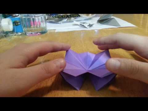 Origami Stress Reliever, Designed By Jeremy Shafer - Not A Tutorial