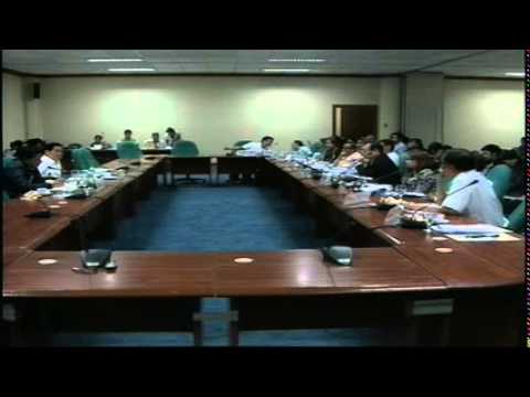 Committee on Banks, Financial Institutions and Currencies (May 15, 2014)