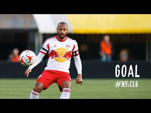GOAL: Thierry Henry with a smooth finish past Clark