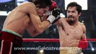 Pacquiao Vs Margarito Full Fight Video