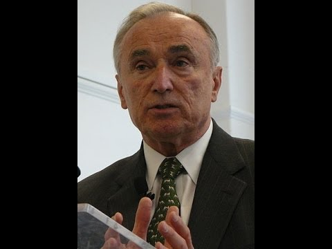 HSMI Board of Advisors Member William Bratton - and Zachary Tumin - Collaborate or Perish1