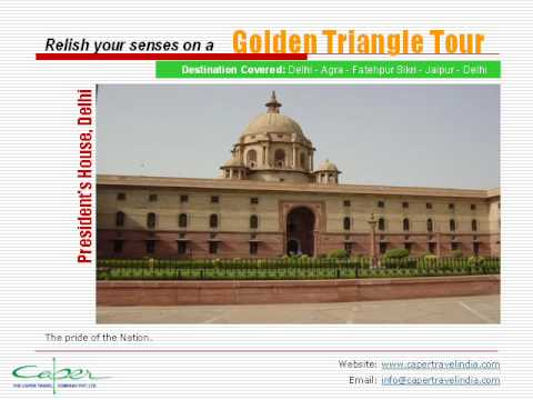 Golden Triangle Tour With Caper Travel India