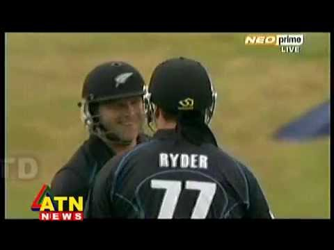 Corey Anderson of NZ sets world record for fastest one-day international century from 36 balls