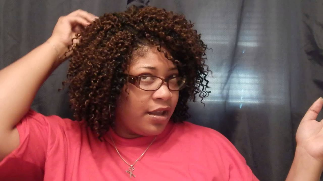 Youtube Crochet Hair : YouTube Crochet Latch Hook Hair