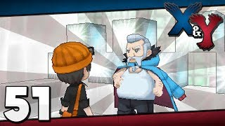 Pokémon X And Y Episode 51 Snowbelle City Gym!