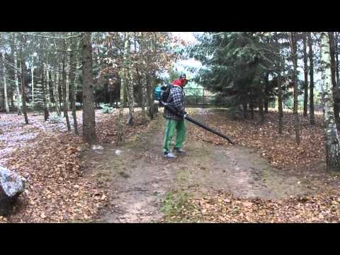 Makita BBX7600N 4-Stroke Backpack Blower