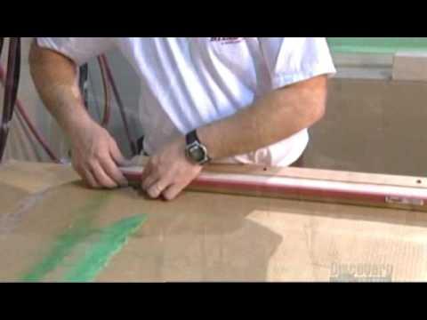 Come si costruisce un tavolo da biliardo how it 39 s made - Misure tavolo da biliardo ...