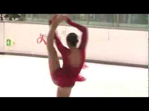 Tiffany Lau 2014 Hong Kong Figure Skating Championships Senior Free