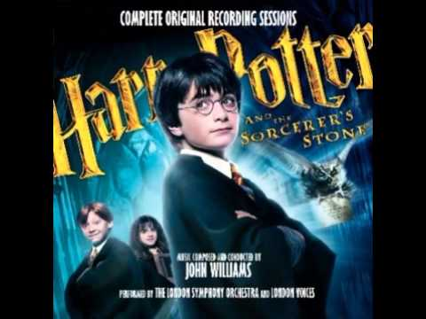 Harry Potter and the Sorcerer's Stone Complete Score - Fluffy's Harp (Film Version)