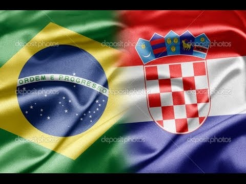 Brazil Vs Croatia 1-3 All goals and highlights mondial 2014