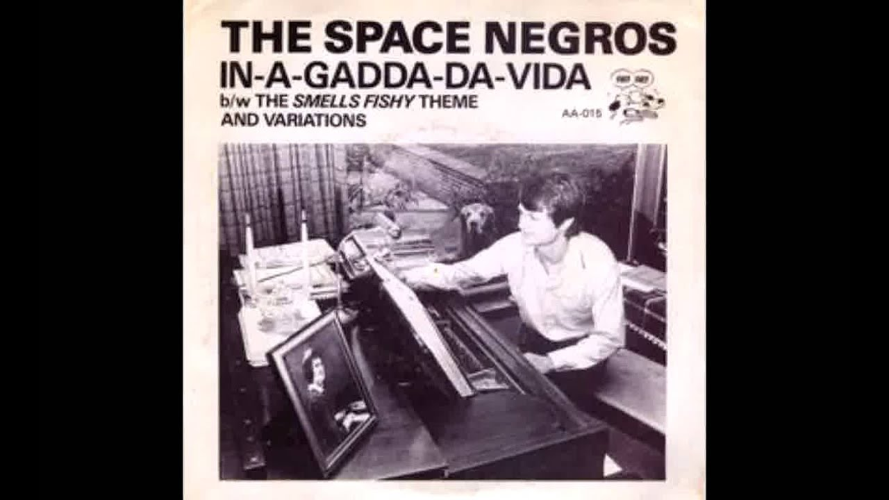 Space Negros In A Gadda Da Vida bw The Smelly Fishy Theme And Variations