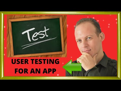 How to do user testing