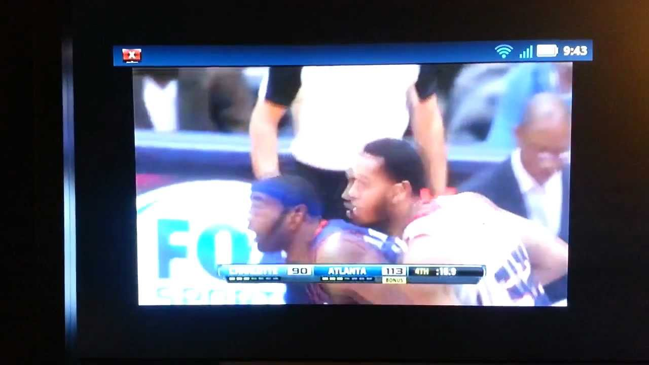 how to watch nba league pass on your tv