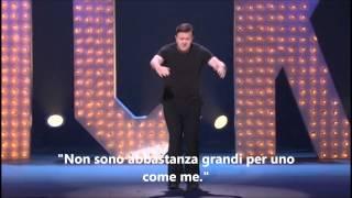 Ricky Gervais - Obesità [SUB ITA]