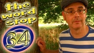 The Word Stop 34 DEFT, DIVULGE, Mr Duncan English Video Lessons