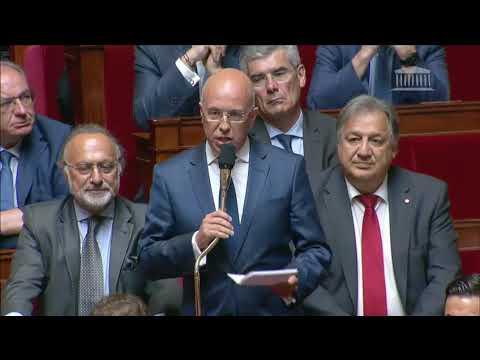 M. Éric Ciotti - Politique migratoire