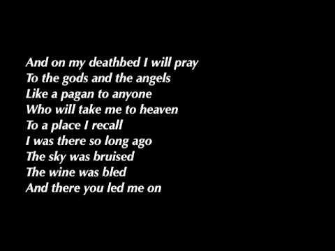 Audioslave - Like A Stone Lyrics and ... - Free Music Videos