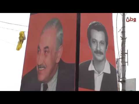 بالفيديو.. استنكار واسع لاعتداء عناصر من فتح على نصب الحكيم حبش في بيت لحم