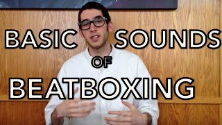 Tutorial #1: Basic Sounds Of Beatbox| Beatbox Tutorial