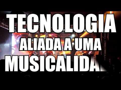 INDÚSTRIA MUSICAL Um espetáculo de tecnologia e música!  Muito prazer, somos a Banda Indústria Musical