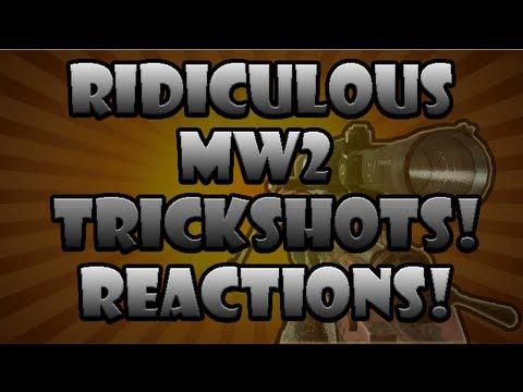 MW2 Trickshots - Insane Trickshots MW2