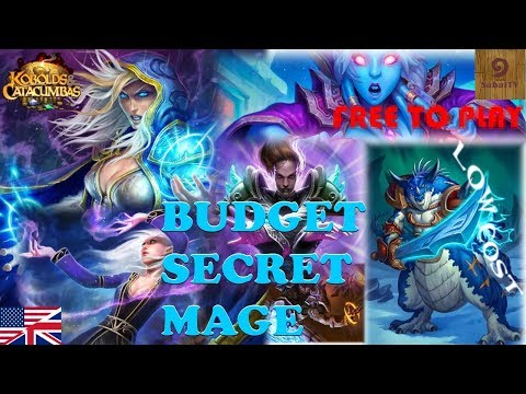 Budget mage deck hearthstone low cost secret mage free to play ⭐ Hearthstone gameplay
