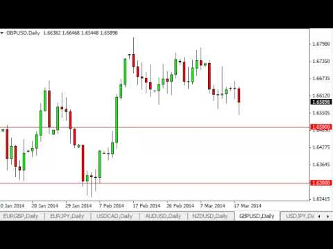 GBP/USD Technical Analysis for March 19, 2014 by FXEmpire.com
