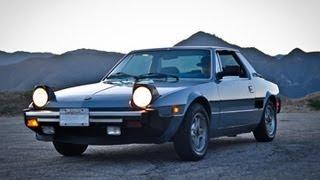1981 Fiat X1/9