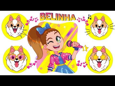 BELINHA (Clipe Oficial) - de Milena Stepanienco