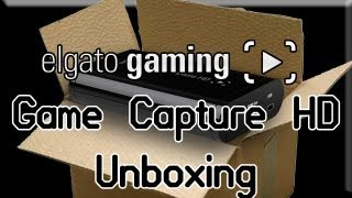 Unboxing And Setup Of The Elgato Game Capture HD (PS3