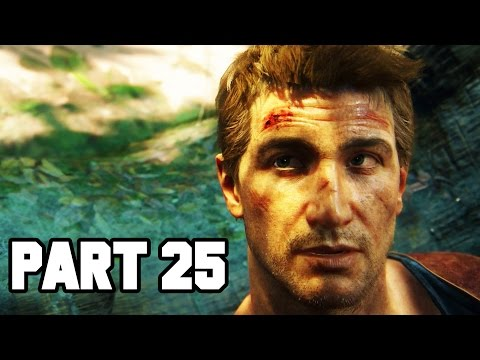 DRAKE'S REAL NAME!! Uncharted 4 Gameplay Walkthrough Part 25 - Chapter 16 (PS4 1080p HD)